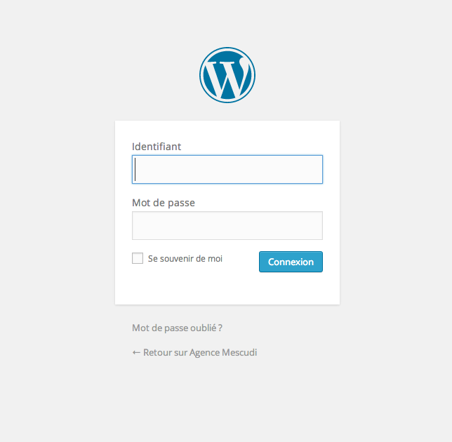 installer wordpress en 5 minutes