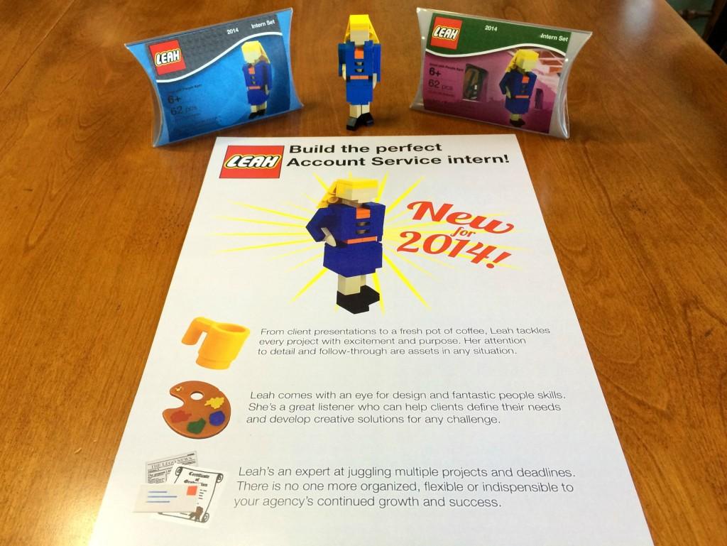 Cv originaux quelques id es pour se d marquer for Cover letter for lego
